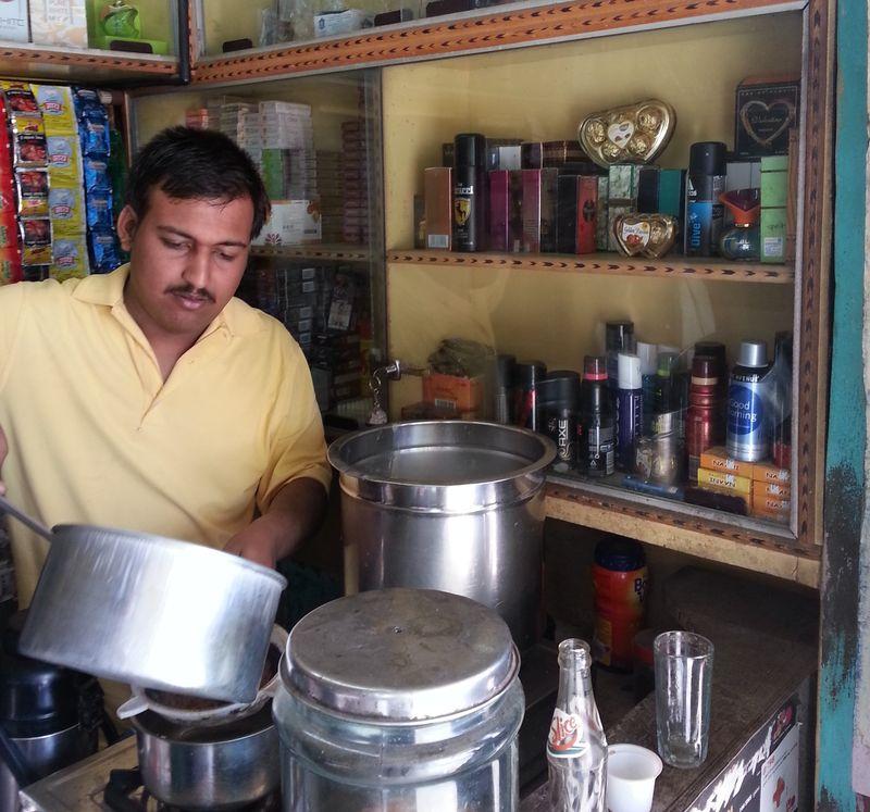 Tea Shop 2